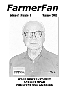 FarmerFan Volume 1 Issue 1 cover.